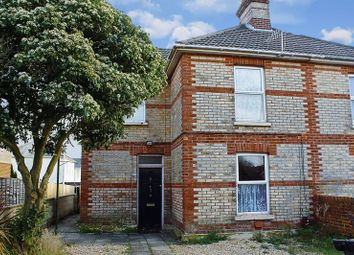 Thumbnail 3 bedroom semi-detached house for sale in Cranbrook Road, Parkstone Poole