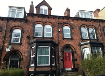 Thumbnail 8 bed terraced house to rent in St Johns Terrace, Hyde Park, Leeds
