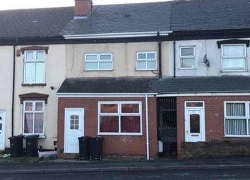 Thumbnail 6 bed terraced house for sale in Washington Street Industrial Estate, Washington Street, Netherton, Dudley