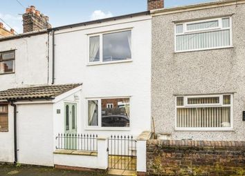 Thumbnail 2 bed terraced house for sale in Spon Green, Buckley, Flintshire
