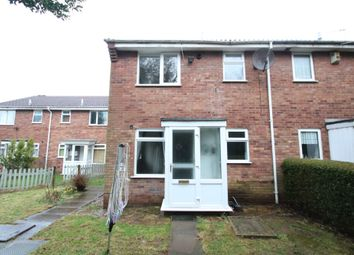 Thumbnail 1 bed terraced house for sale in Brendon, Wilnecote, Tamworth