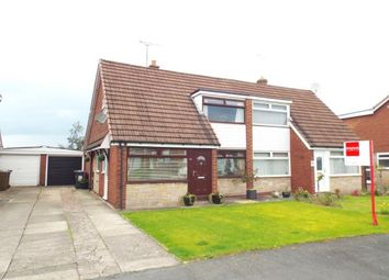 Thumbnail 3 bed semi-detached house for sale in Sandylands Park, Wistaston Green, Crewe, Cheshire