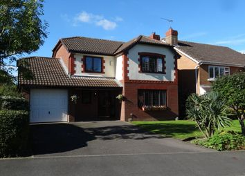 Thumbnail 4 bed detached house for sale in Jepps Avenue, Barton, Preston