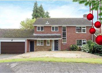 Thumbnail 4 bed detached house for sale in Vicarage Road, Napton, Southam