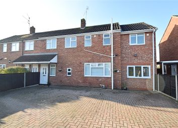 Thumbnail 4 bed semi-detached house for sale in The Ridgeway, Droitwich, Worcestershire
