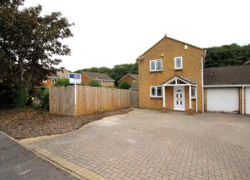 Thumbnail 4 bed detached house for sale in Meares Drive, Shaw, Swindon