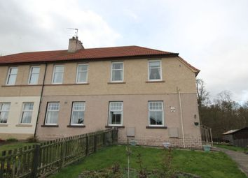 Thumbnail 3 bed flat for sale in Croft Crescent, Markinch, Glenrothes