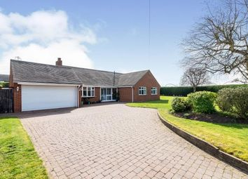 Thumbnail 4 bed detached house for sale in Vicarage Lane, Off Alrewas Road, Kings Bromley, Burton-On-Trent
