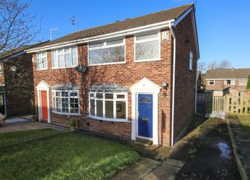 Thumbnail 3 bed semi-detached house for sale in Abbey Dale, Appley Bridge, Wigan