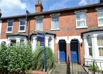 Thumbnail 3 bedroom terraced house for sale in Newport Road, Reading, Berkshire