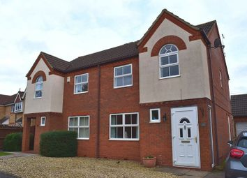 Thumbnail 3 bed semi-detached house to rent in Hocknell Close, Wootton Fields, Northampton