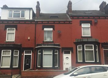 Thumbnail 4 bed terraced house for sale in Dorset Mount, Harehills, Leeds