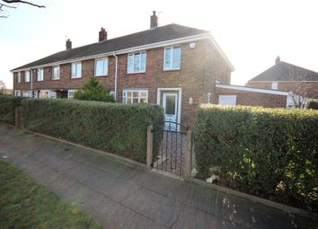Thumbnail 3 bed end terrace house to rent in Acklam Grove, Grimsby