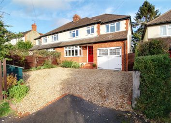 Thumbnail 4 bed semi-detached house for sale in Mill Lane, Earley, Reading, Berkshire