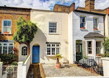 Thumbnail 2 bed terraced house for sale in Victor Road, Teddington