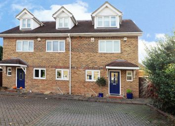 3 bed end terrace house for sale in Weller Mews, Bromley BR2