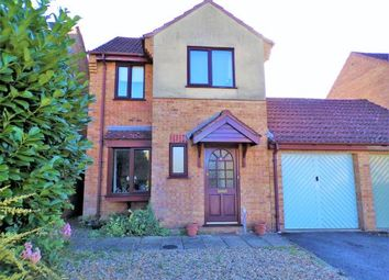 Thumbnail 3 bed detached house for sale in Foxfield Way, Oakham, Rutland