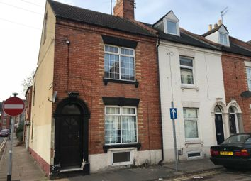 Thumbnail 3 bed end terrace house for sale in Victoria Road, Northampton