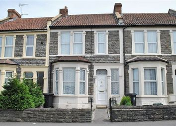 Thumbnail 3 bed terraced house to rent in Soundwell Road, Kingswood, Bristol