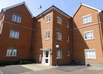 Thumbnail 1 bedroom flat to rent in Demoiselle Crescent, Ipswich