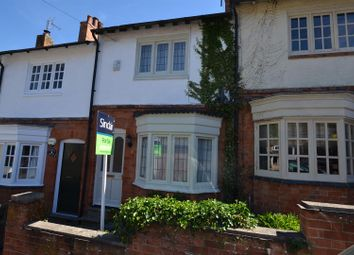 Thumbnail 2 bed terraced house for sale in Victoria Road, Woodhouse Eaves, Leicestershire