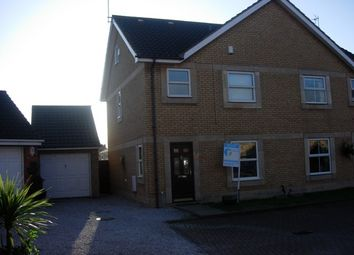 Thumbnail 4 bed semi-detached house to rent in The Haven, Victoria Dock, Hull, East Yorkshire