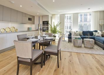Thumbnail 2 bedroom flat for sale in Hermitage Street, London