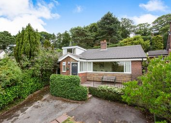 Thumbnail 5 bed bungalow for sale in Hillside Drive, Macclesfield