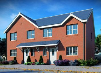 Thumbnail 3 bed semi-detached house for sale in Saracen Way, Stoke-On-Trent