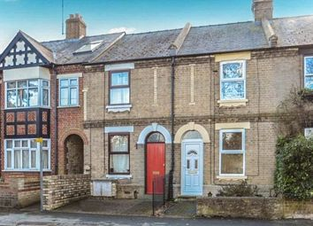 Thumbnail 2 bed terraced house for sale in Burwell Road, Exning, Newmarket