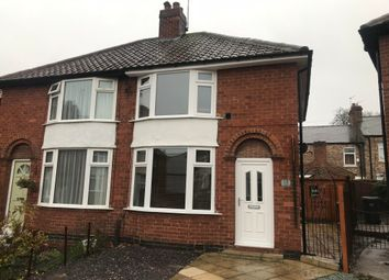 Thumbnail 2 bed semi-detached house to rent in Cycle Street, York