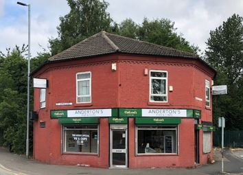 Thumbnail Retail premises for sale in Salford, Greater Manchester