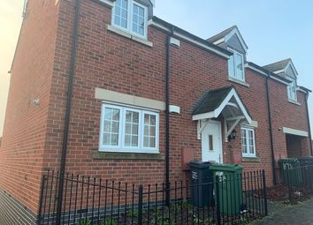 Thumbnail 1 bed flat to rent in Palmer Square, Birstall Leicester