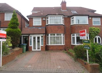 Thumbnail 4 bed semi-detached house for sale in Kingsway, Oldbury