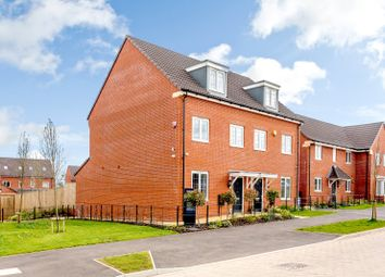 Thumbnail 3 bedroom end terrace house for sale in Seabrook Orchards, Topsham Road, Topsham, Exeter, Devon