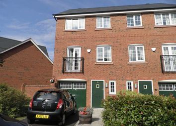 Thumbnail 4 bed town house to rent in Houghton Avenue, Warrington, Cheshire