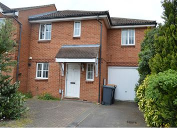 Thumbnail 3 bed end terrace house to rent in Miller Road, Bedford