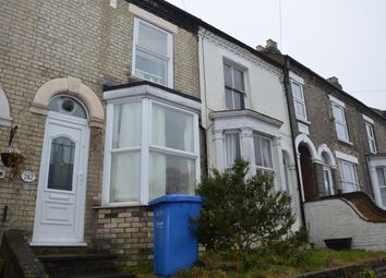 Thumbnail 3 bedroom terraced house to rent in Dereham Road, Norwich