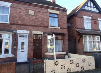 Thumbnail 3 bed semi-detached house for sale in Argyle Street, Amington, Tamworth