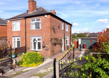 Thumbnail 2 bed semi-detached house for sale in Boughton Lane, Clowne, Chesterfield