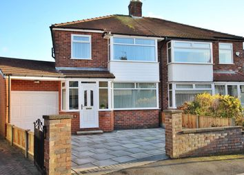 Thumbnail 3 bed semi-detached house for sale in St Georges Avenue, Windle, St Helens