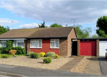 Thumbnail 2 bed semi-detached bungalow for sale in Culverlands Crescent, Ash
