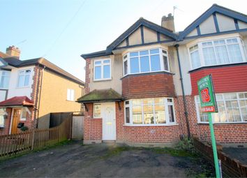 Thumbnail 3 bed semi-detached house for sale in Pavilion Gardens, Staines-Upon-Thames, Surrey