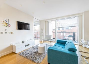 Thumbnail 2 bed flat to rent in Hirst Court, Gatliff Road, Grosvenor Waterside, London