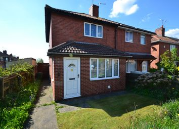 Thumbnail 3 bed semi-detached house for sale in Clayton Avenue, Upton, Pontefract