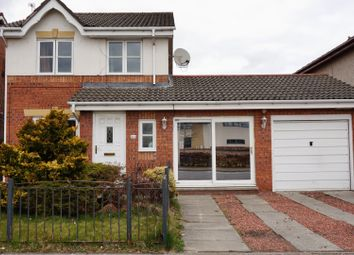 Thumbnail 3 bed detached house for sale in Gillburn Road, Dundee