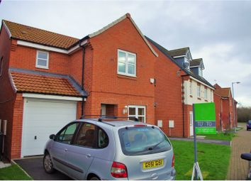Thumbnail 3 bed detached house to rent in The Lanes, Darlington