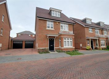 Thumbnail 5 bed detached house for sale in Tutor Crescent, Earley, Reading, Berkshire