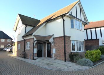 Thumbnail 2 bedroom flat to rent in Vicarage Gardens, Whitstable