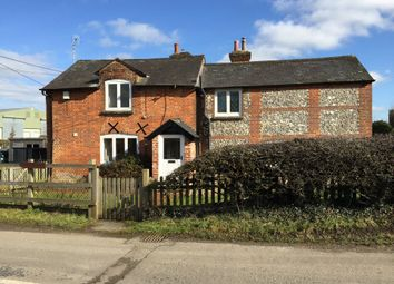 Thumbnail 3 bed cottage to rent in Hurstbourne Priors, Whitchurch, Hampshire